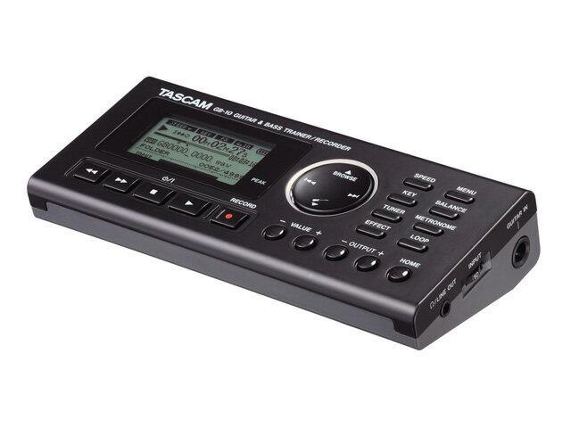 TASCAM ( タスカム ) GB-10 ギター・ベーストレーナー/レコーダー
