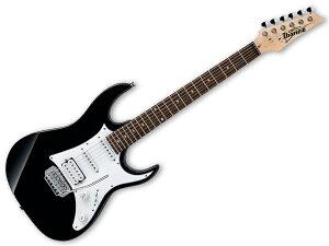 アイバニーズでギターをはじめよう!Ibanez ( アイバニーズ ) GRX40A(BKN) 【アクセサリーキッ...