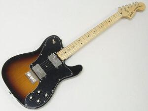 70年代のテレキャスターデラックス、個性的です。Fender Mexico ( フェンダー メキシコ ) 72 Te...