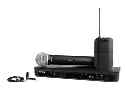 SHURE ( シュア ) BLX1288/CVL ◆ ボーカル ・ ラベリア コンボ ワイヤレス システム : BLX1288J/CVL-JB [ ワイヤレスシステム 関連商品 ][ 送料無料 ]