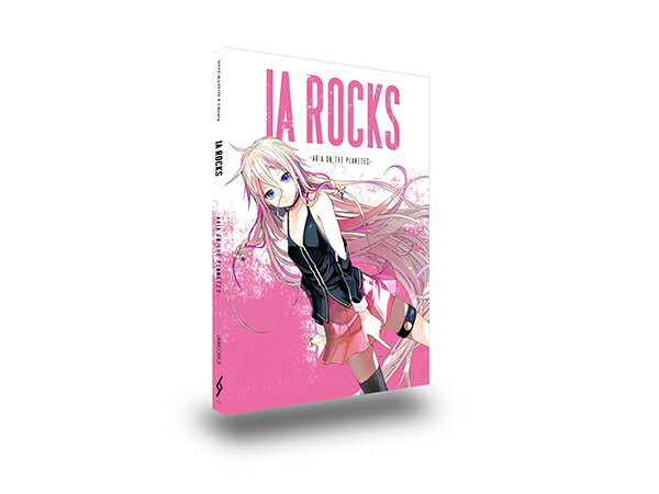 1st PLACE VOCALOID3 ◆ IA ROCKS -ARIA ON THE PLANETES- 【1STV-0005】 ボーカロイド画像