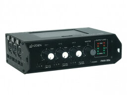 AZDEN ( アツデン ) FMX-32a ◆ 3チャンネル ポータブルミキサー