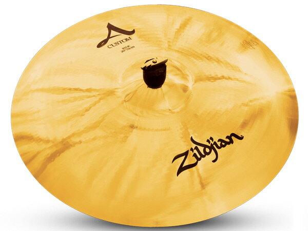 ドラム, ライドシンバル Zildjian ( ) A Custom Ride 20 A