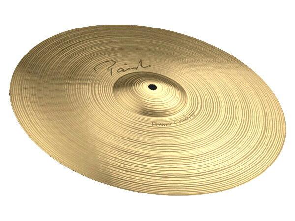ドラム, クラッシュシンバル Paiste ( ) SIGNATURE The Paiste POWER CRASH 16