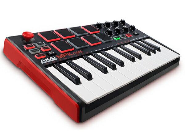DAW・DTM・レコーダー, MIDIキーボード AKAI professional ( ) MPK mini MK2