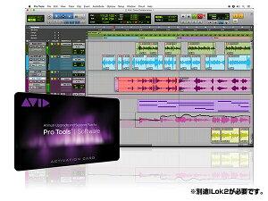 新規ご購入向けの通常版 Pro Toolsです。12ヶ月のサポート/アップグレードプラン 付きAvid ( ...