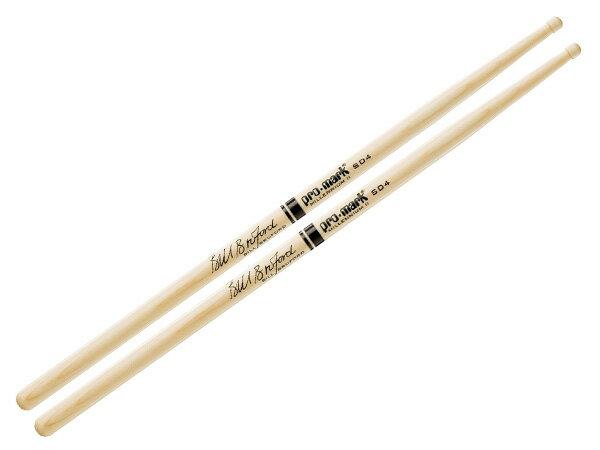 ドラム, スティック pro-mark ( ) SD4W 1BOX6 Maple SD4 Bill Bruford Wood Tip DrumstickSD4W