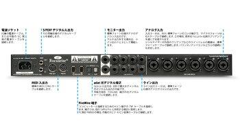 Focusrite(フォーカスライト)SaffirePRO40◆安心の国内正規代理店商品!