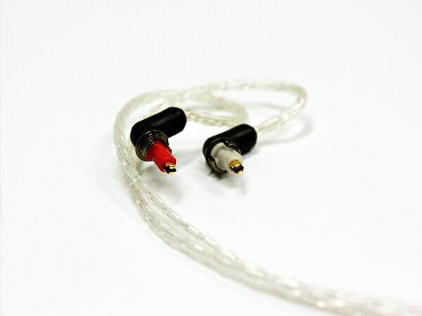 Beat Audio ( ビートオーディオ ) 2.5mm Balanced Silversonic MKV for SONY MDR-EX1000 BEA-3188 ◆ 交換用ケーブル 【国内正規品】【取り寄せ商品/受注後納期確認】