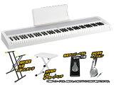 KORG ( コルグ ) B1-WH 簡易練習セット ◆ 【デジタルピアノ】【台数限定 】 ◆【送料無料】【電子ピアノ】【88鍵盤】【ピアノタッチ】