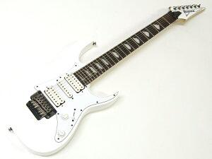Steve Vai Model プレミアムシリーズ!7弦です。Ibanez ( アイバニーズ ) UV71P(WH) 【 特価品 ...