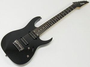 メイドインジャパンの7弦アイバニーズIbanez ( アイバニーズ ) RG752FX (GK) 【 特価品 RG Pres...