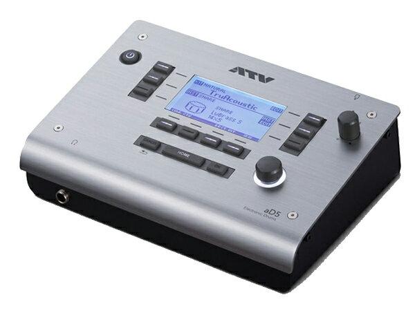ATV (エーティーブイ) aD5 Electric Drums ☆ エレクトリックドラム音源モジュール