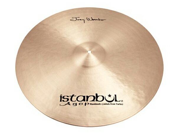 ドラム, ライドシンバル Istanbul Agop Joey Waronker Signature RIDE 24 36