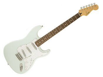 SQUIER(スクワイヤー)VintageModifiedStratocasterSurf(SNB)【ストラトキャスターbyフェンダー】【301220572】【ペダルチューナープレゼント】