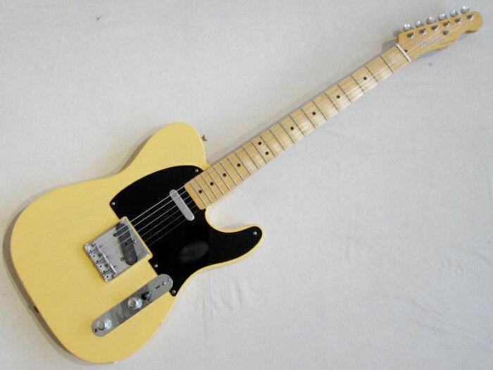 Fender ( フェンダー ) Road Worn 50s Telecaster(Vintage Blonde) 【Mex レリック テレキャスター 】【0131212307】 エレキギター
