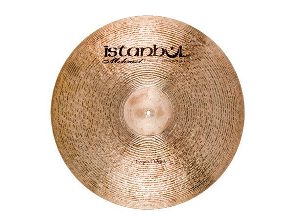 ドラム, ライドシンバル istanbul Mehmet Legend Dark RIDE 19