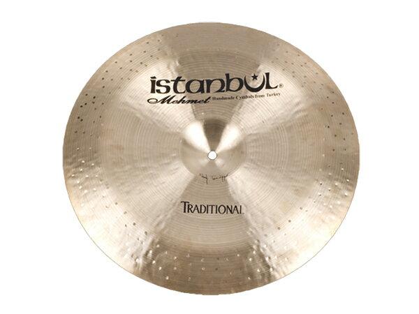 ドラム, クラッシュシンバル istanbul Mehmet Traditional CHINA 18