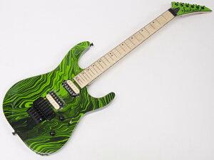 国内入荷3本のみの限定モデルがお買得です!Jackson ( ジャクソン ) DK2M Dinky(Slime Green S...