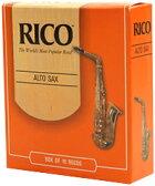 [ メール便 対応可 ] アルトサックス用リード RICO リード 10枚入り D'Addario Woodwinds 3.5番 LRIC10AS3.5 3番 LRIC10AS3 2.5番 LRIC10AS2.5 リコリード オレンジ