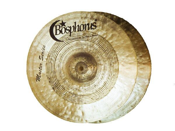 ドラム, ハイハット Bosphorus ( ) Master Series HI-HATS 14(PAIR)