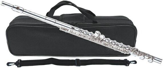 JMichael(Jマイケル)FL-300Sフルート新品アウトレット銀メッキ初心者管楽器C管カバード