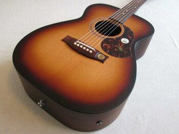 MatonGuitars(メイトンギターズ)MATONSRS808(TabacoHaloBurst)【アコースティックギターKH】