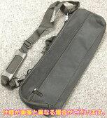 フルート ケース ブラック 肩掛け ショルダー ストラップ付き C管用 ケースカバー 管楽器 Flute case cover bag 【 FC フルートケースカバー 】