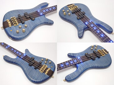 Warwick ( ワーウィック ) Custom Shop Streamer Stage I 4st Matching Head Custom【オーダーモデルL 162175 16 WO 】