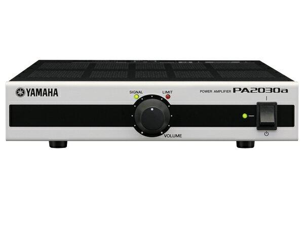 YAMAHA(ヤマハ) ご 商品4月下旬予定 PA2030a パワーアンプ・MA2030aの拡張にも対応[MA/PASeries