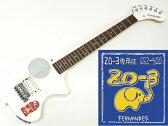 FERNANDES ( フェルナンデス ) ZO-3芸達者(SW)+GSZ500セット【ZO-3芸達者+ZO-3専用弦のセット】【ZO3プレゼントキャンペーン 】 ミニギター エレキギター アンプ内蔵