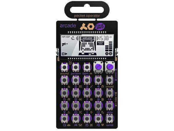DAW・DTM・レコーダー, シーケンサー・リズムマシン Teenage Engineering ( ) PO-20 arcade pocket operator DTM