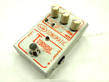 Sonomatic(ソノマティック)Tubo808DeluxeOverdrive【オーバードライブギター・エフェクターWO】
