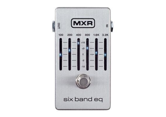 ギター用アクセサリー・パーツ, エフェクター MXR ( ) M109S Six Band Graphic EQ6 WO