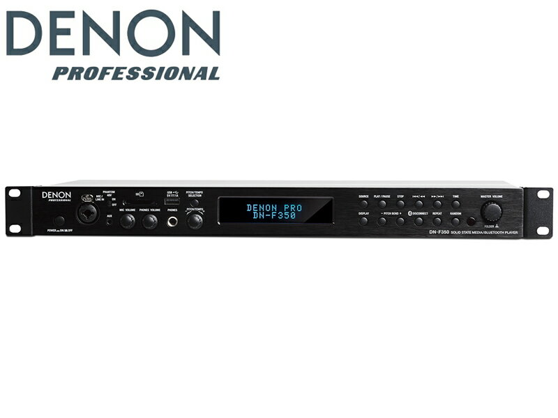 光ディスクレコーダー・プレーヤー, その他 DENON ( ) DN-F350 BluetoothUSBSDAUXDP-SRP-0105 28