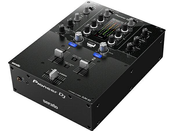 DJ機器, DJコントローラー Pioneer ( ) DJM-S3 PC DJ