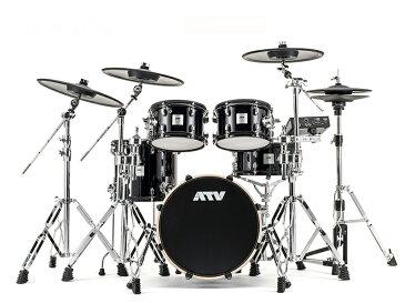 ATV (エーティーブイ) aDrums artist Expanded set 【オリジナルハードウェアセット付属】【ADA-EXPSET-a】【純正14 シンバルパットプレゼント 】 電子ドラムセット