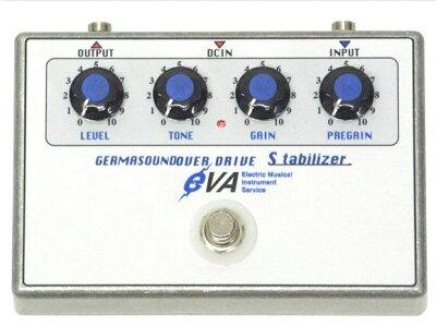 EVA GOD-7 Germasound Over Drive Stabilizer 7control ボリューム追従性が抜群!