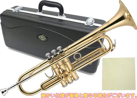 J Michael ( Jマイケル ) TR-200 トランペット 新品 アウトレット 初心者 管楽器 管体 ゴールド B♭ 本体 ケース Trumpet TR200  北海道 沖縄 離島 代引き 不可