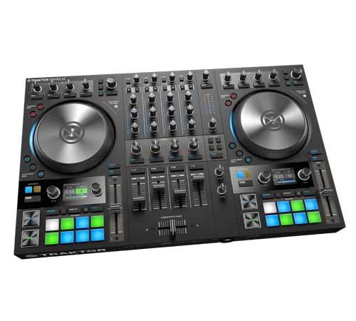 DJ機器, DJコントローラー Native Instruments TRAKTOR KONTROL S4 MK3 PC DJ