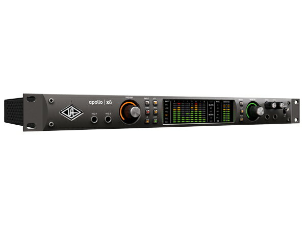 DAW・DTM・レコーダー, オーディオインターフェイス Universal Audio ( ) Apollo X8