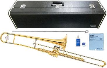 YAMAHA ( ヤマハ ) YSL-354V トロンボーン ピストン式 バルブトロンボーン 正規品 B♭ 細管 本体 マーチング 日本製 管楽器 Valve Trombones 北海道 沖縄 離島不可