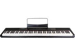 artesia 電子ピアノ 88鍵盤 スリムボディ 軽量 持ち運びも便利 PERFORMER / BK【決算最強価格! 台数限定特価 】