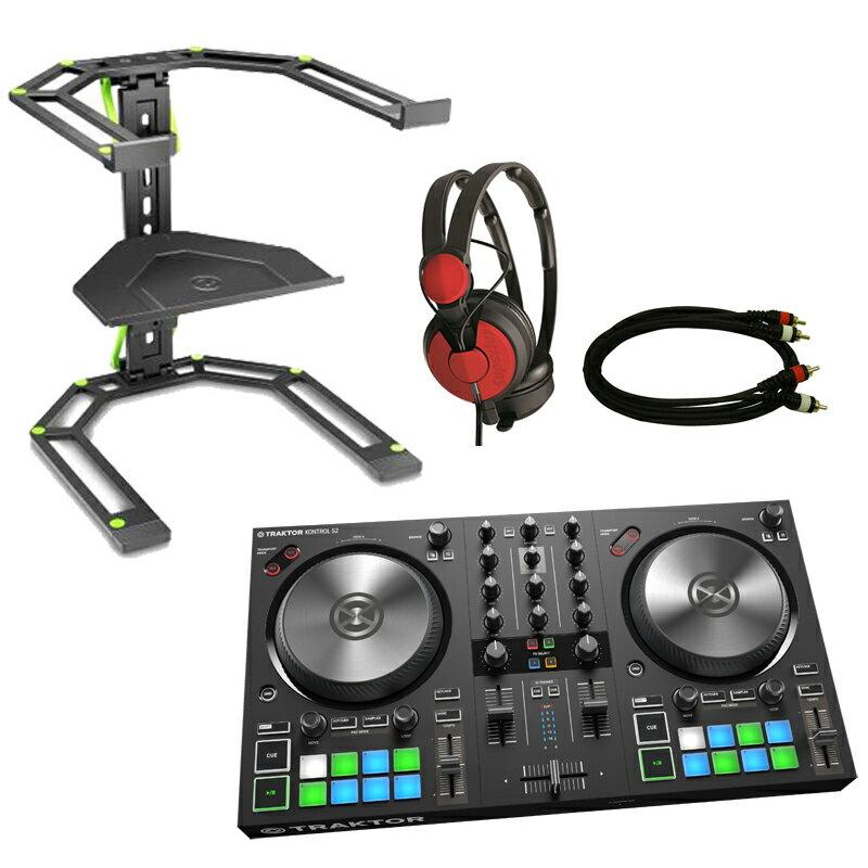 DJ機器, DJコントローラー Native Instruments TRAKTOR KONTROL S2 MK3 RED DJ
