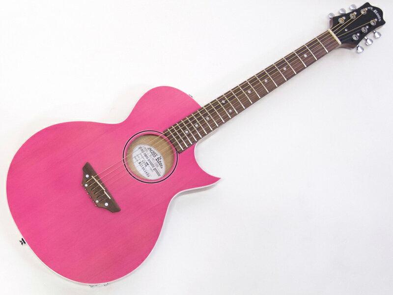 ギター, アコースティックギター ESP ( ) G-AC-50S See Thru Pink