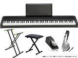 KORG ( コルグ ) B2N 簡易練習セット ◆【デジタルピアノ】・【電子ピアノ】【88鍵盤】【ピアノタッチ】