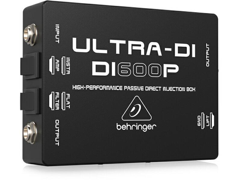 DAW・DTM・レコーダー, ダイレクトボックス BEHRINGER ( ) DI600P ULTRA-DI