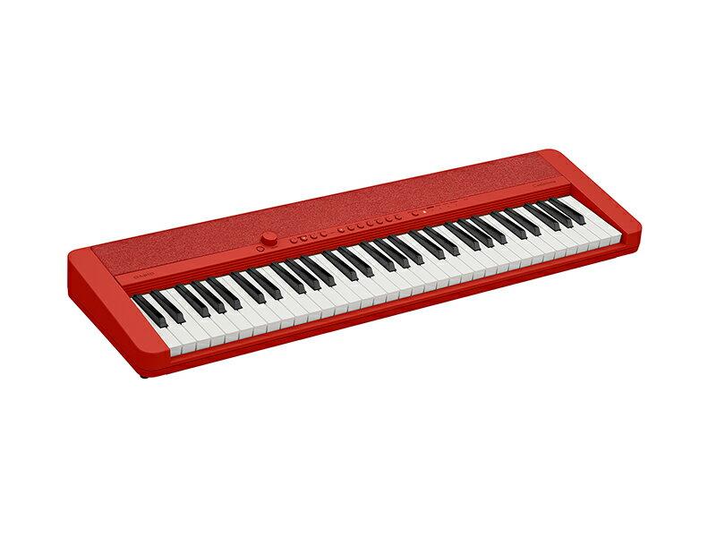 ピアノ・キーボード, その他 CASIO ( ) CT-S1 RD
