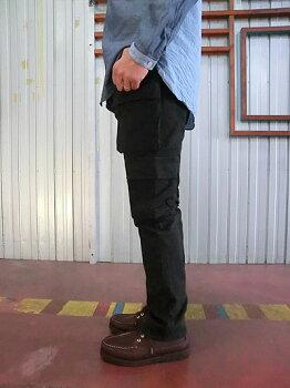EP05-03細身でスタイリッシュに穿ける8ポケットカーゴパンツ