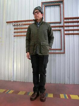 STUDIOORIBEスタジオオリベEP05細身でスタイリッシュに穿ける8ポケットカーゴパンツダークブラウン【送料無料】【あす楽対応】【レビューを書いて500円QUOカードGET】